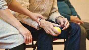 Afbeelding voor Sarcopenie: Afname van spiermassa en spierkracht door ouderdom