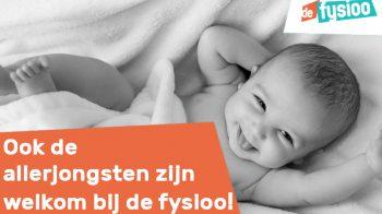 Afbeelding voor Uitgelicht kinderfysiotherapie: Zuigelingen problematiek bij de fysioo